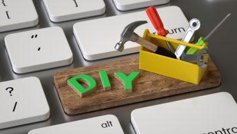 apprentissage en bricolage sur internet